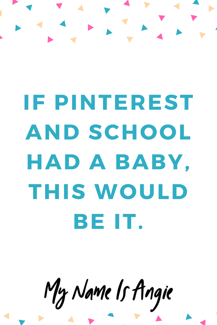 If Pinterest and school had a baby, Craftsy